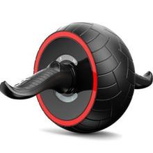 20 см диа для мужчин/женщин силовой ролик Профессиональный Abs ролик/ракета/круг для похудения Талия гимнастическое колесо для фитнеса