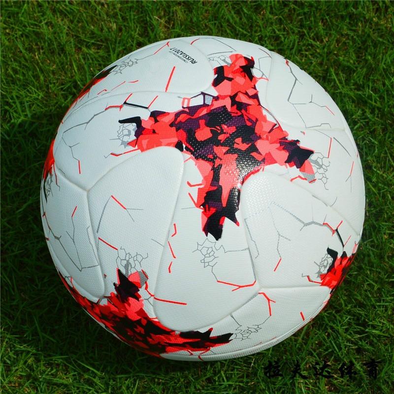 2018 New A++ Premier PU Soccer Ball Official Size 5 Football Goal League Ball Outdoor Sport Training Balls Futbol Voetbal Bola ...