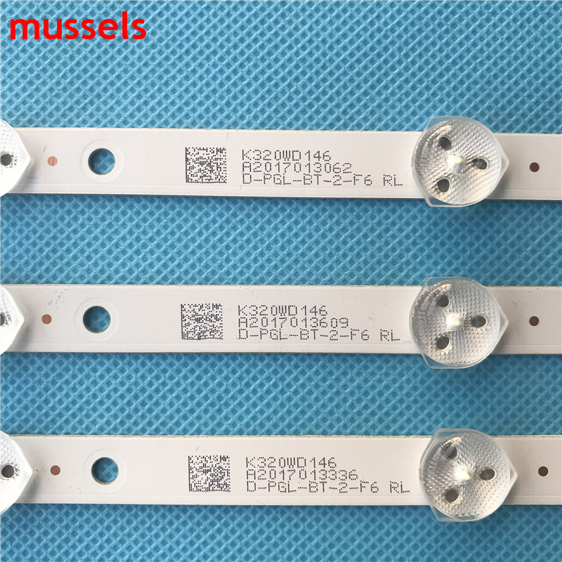 Image 4 - LED Backlight 620mm 8Lamp For 4708 K320WD A2213K01 LE32D59 32PFL3045 K320WD6 471R1055 32PFL3045/T3 LE32D8800 D32KH1000 K320WD1-in Industrial Computer & Accessories from Computer & Office