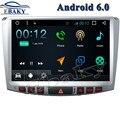 Новые 10.1 дюймов 1024*600 Четырехъядерных Процессоров 16 Г Android 6.0 Автомобильный DVD плеер для VW Magotan с GPS навигации Bluetooth 3 Г wi-fi карта