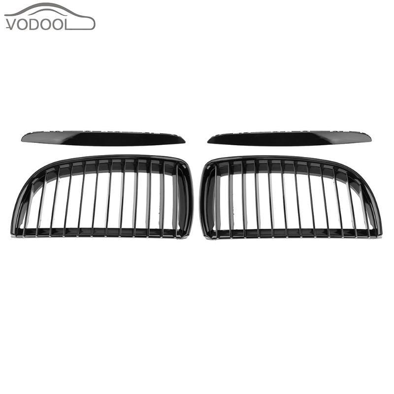 Aliexpress.com : Buy 1 Pair Gloss Black Car Front Kidney