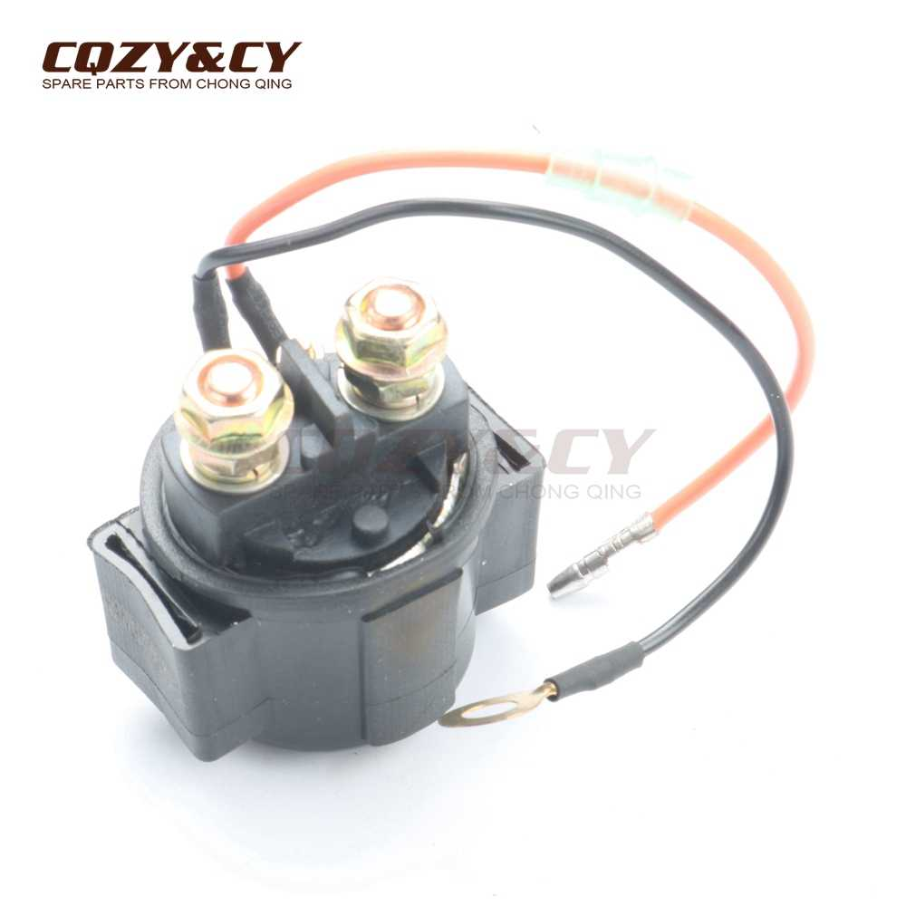 Detail Feedback Questions about Starter Solenoid Relay for Yamaha