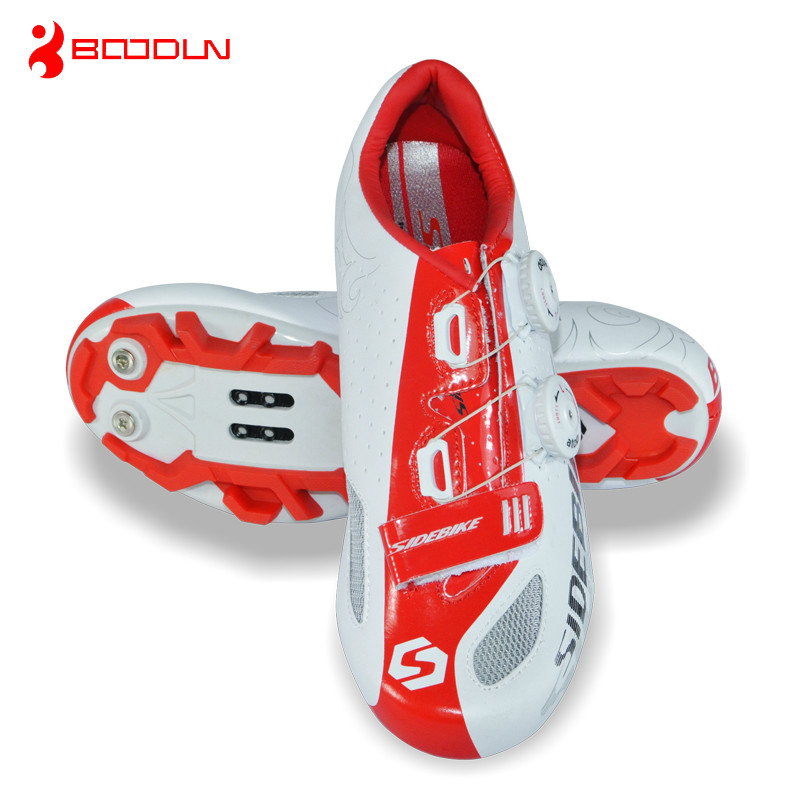 SIDEBIKE Breathable Athletic Cycling Shoes Bicycle MTB Bike Shoes Mountain Bike Self-Locking Racing Shoes zapatillas ciclismo professional bicycle cycling shoes mountains bike racing athletic shoes breathable mtb self locking shoes ciclismo zapatos