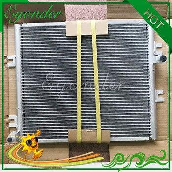 AC A/C Airconditioning Conditioner Condensor voor Caterpillar voor KAT Graafmachine 320C 330C 322C 345C 345D 245- 7866 2457866