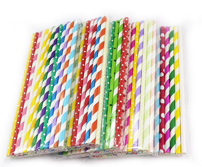 Cheap 25pcs mix style mix color paper straw baby kids birthday cheap 25pcs mix style mix color paper straw baby kids birthday party wedding decoration paper drinking straws party supplies in disposable party tableware junglespirit Gallery