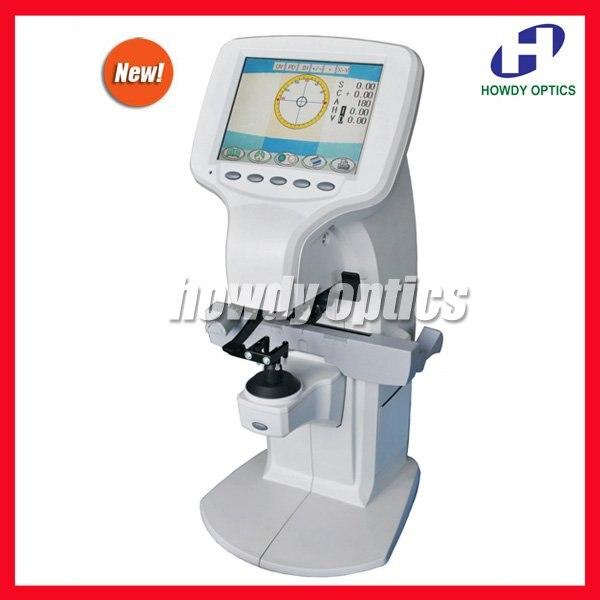 HLM 7 Quality lensmeter Auto focimeter Digital lensometer Full function with PD UV Printer