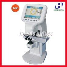 HLM-7 качество lensmeter Авто focimeter цифровой lensoter Полная функция с PD УФ-принтером