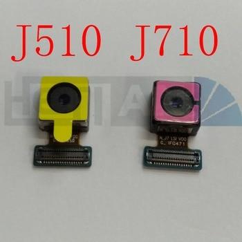 1 stks Achter Terug Camera Module Deel voor Samsung Galaxy J5 (2016) J510/J7 (2016) J710 Vervanging Onderdelen