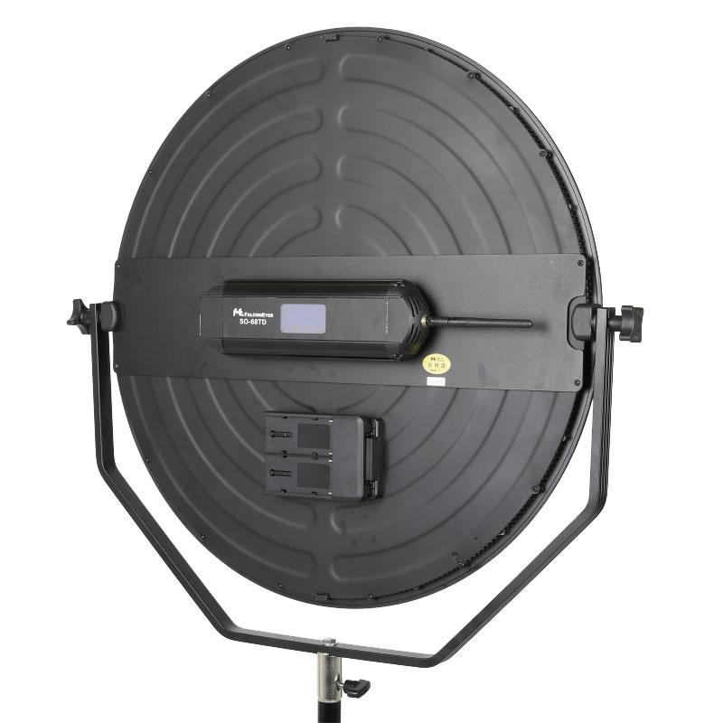 Falcon Eyes 68W Soft LED Video Light 3000-5600K Luz de película - Cámara y foto - foto 4