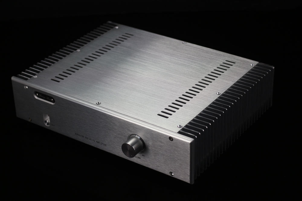ZEROZONE Finished Hifi Stereo Power amplifier base on Accuphase XE350 AMP 80W+80W L6-35 endever oasis 170