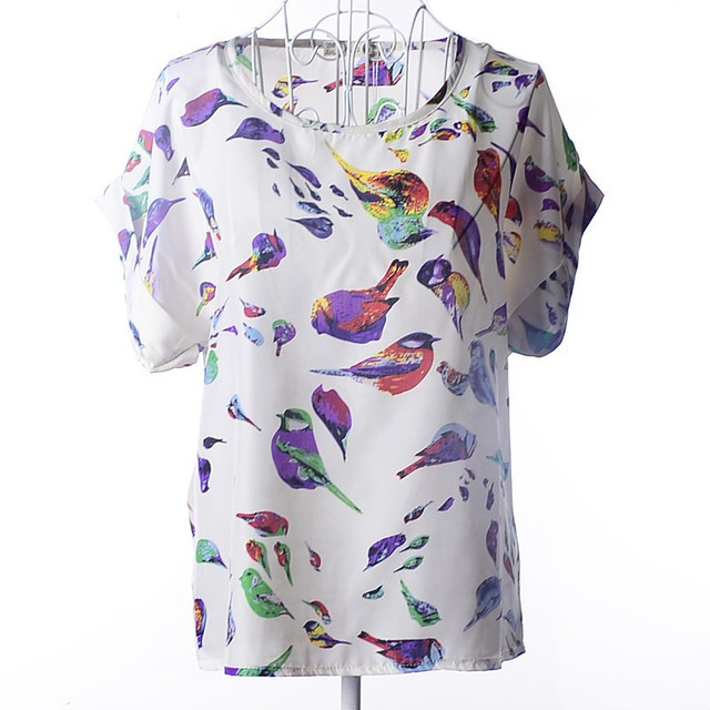 Na co dzień bluzka koszula 19 wzory marki tanie kobiety ubrania chiny ciała topy Tee lato Camisa kobiet koszulka żeńska Blusas Femininas