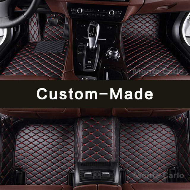 Custom Fit Car Floor Mats For Mercedes Benz Cls Class W219 W218 X218