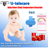 Measuring Temperature Thermometer Wireless Bluetooth Waterproof Digital Thermometer Monitoring And Alarm With Phone Thermometer