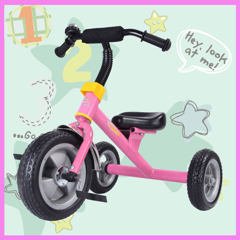 Baby Tricycle Children Bicycle Baby Bicycle Carriage 3 Wheel Bicycle Ride on Car Kids Bike Foam Wheels 1~6 Years child drift trike 4 wheels walker kids ride on toys for 1 3 years tricycle outdoor driver
