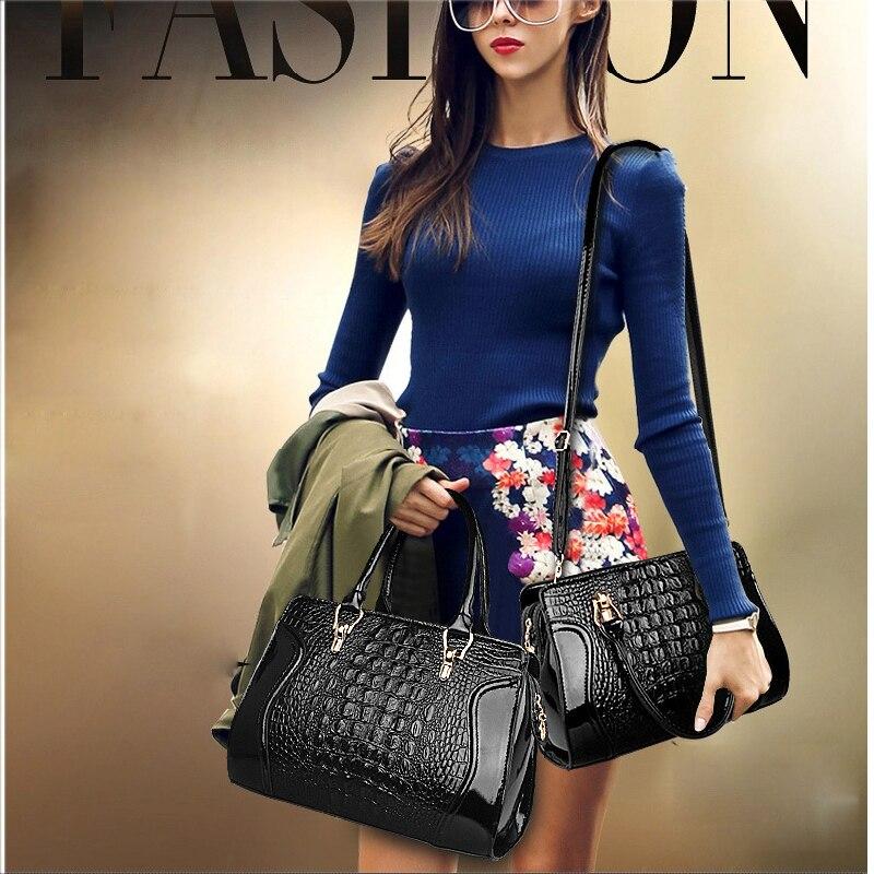 Image 5 - MVK sac pour femme en cuir PU sac à main pour femme sur lépaule sac à main femme messenger bandoulière dame sacs de luxe designer 2018Sacs à poignées supérieures   -
