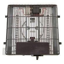 Метро 220V японский Kotatsu миниатюрный вентиляторный отопитель с блоком низкая Стиль стол Утеплитель для ног 600W