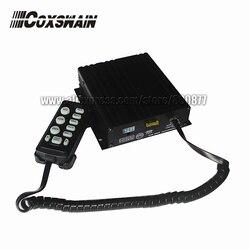 Coxswain 200W samochód elektroniczny syrena  7 tonów z mikrofonem  regulacja głośności  alarmy bezpieczeństwa CJB-200Z (bez głośnika)
