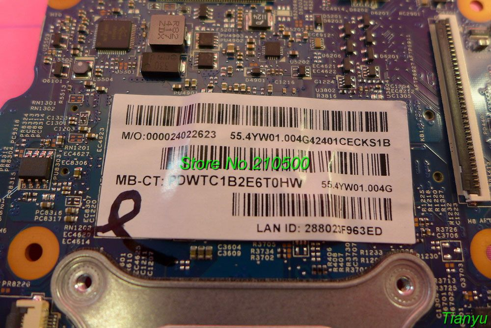 For HP 440 450 470 734083 601 HM87 chipset with 1GB discrete