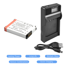1X 3.7V 1550mAh Li-ion SLB-11A Battery+Battery charger with LED ForSamsung WB1000 WB5000 CL65 CL80 HZ25W ST1000 ST5000 ST550 L20 digital battery charger for samsung slb 10a 11a black
