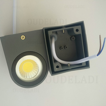 AC85-265V 3W/6W COB LED Wall lamp IP54 Waterproof Lighting Modern Minimalist Indoor Outdoor Porch Garden Light