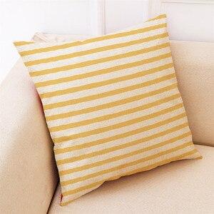 Image 2 - 2018 модный наволочка 45*45 см диван кровать домашний декор наволочка простая Геометрическая многоцветная Удобная наволочка