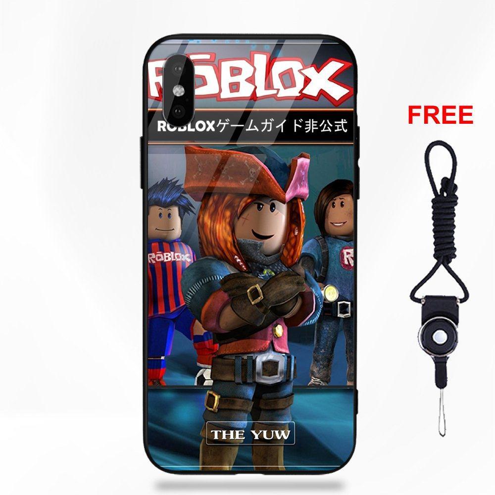 Populaire Jeu Roblox Logo Pour Apple Iphone 5 5c 5s Se 6 6s 7 8