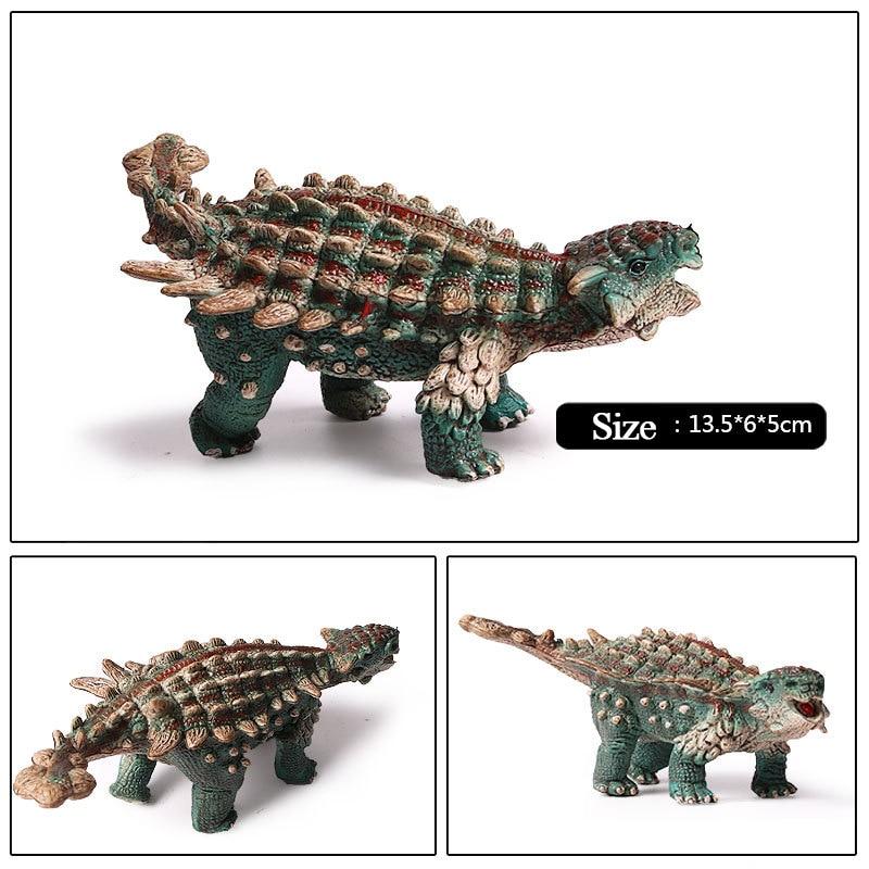Acción y Figuras de Juguete Jurasic Mini Saichania Dragón - Figuritas de juguete - foto 2