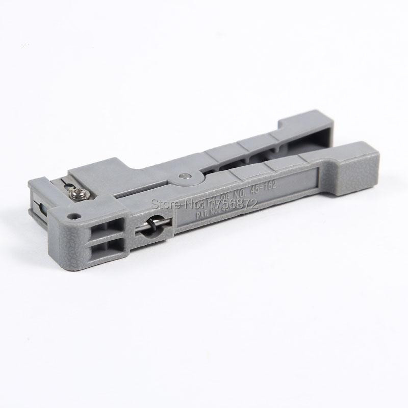 Волокно-оптический кабель, инструмент для зачистки Волокно для идеально 45-162 коаксиальный кабель strippe