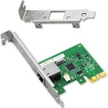 PCI-E X1 Gigabit Ethernet Server Card 10/100/1000Mbps Chipset for WGI210AT