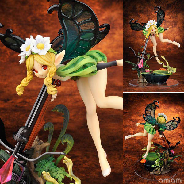 Hot 1pcs 23cm pvc Japanese sexy anime figure Odin Sphere FAIRY LAND fairy princess action figure collectible model toys zxz 23cm anime nisekoi kirisaki chitoge 1 8 cute sexy girl pvc figure toys action figure toys collectible model gifts