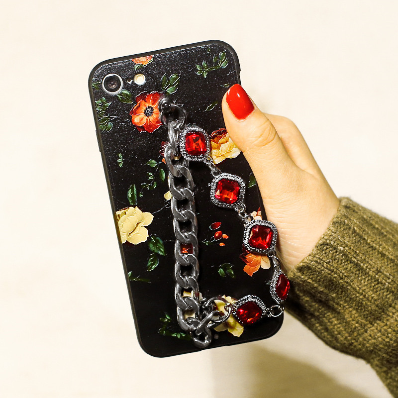 Luckywang For Iphone 7 Case protect Full Woman Favourite Sale For Iphone 7 Plus Case Mobile Phone Bags