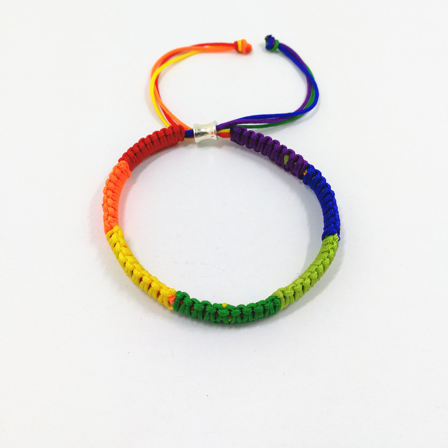 Regalos de San Valentín Gussy Life 7 colores joyas Rainbow Flag - Bisutería - foto 2