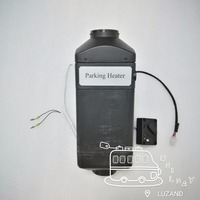 Free Shipping 2kw 24V Air Diesel Heater For Car Boat Truck RV Motorhome Similar With Webasto