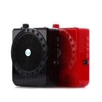 Beste Prijs Luidspreker Microfoon Versterker Mini Draagbare Megafoon voor Onderwijs Gids Gratis Verzending NOA28