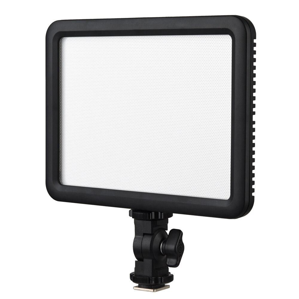 GODOX LED ultrafine LED de lumière vidéo P120C Studio LED continue lampe de lumière vidéo avec panneau pour caméra DV caméscope 3300K ~ 5600K-in Éclairage photographique from Electronique    3