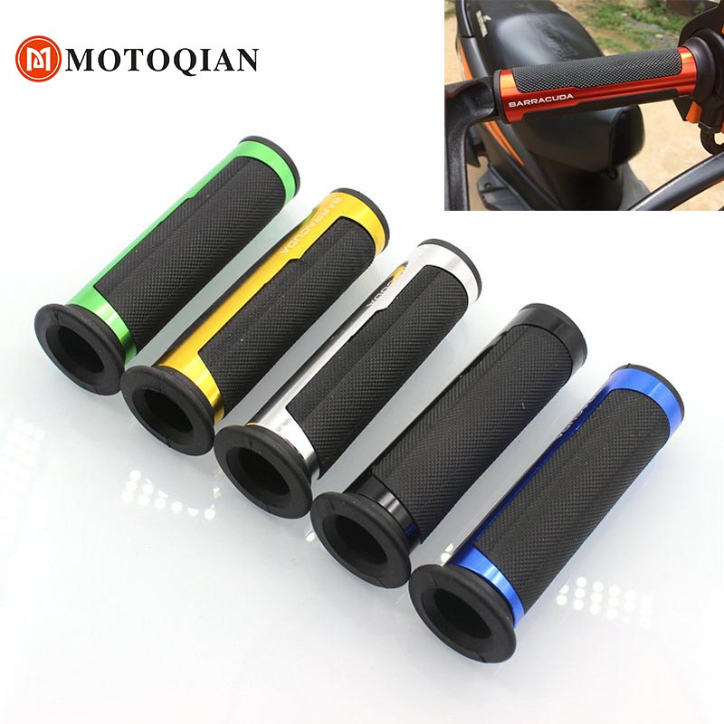 Motorcycle Handlebar Grips Handle bar Ends 7/822mm Hand Cap For Yamaha Ktm Suzuki GSXR 600 750 1000 K3 K4 K5 K6 K7 K8 K9-K11 kemimoto motorcycle bar clamps raised handlebar handle bar risers for 22mm 7 8 28mm 1 1 8 for yamaha r1 r3 r6 for suzuki gsxr