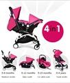 Baby basket type safety seat baby newborn baby stroller cabarets trainborn cabarets folding stroller
