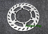 Motorcycle Front Brake Disc Rotors For WR200 92 94 /DT200 WR 92 93/DT230 Lanza(LTP1/2) 97 98 Universel
