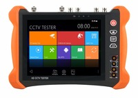 Best Quality 8 Inch X9 CCTV TESTER Multi Function Cctv Wifi IP Camera Tester With 8MP