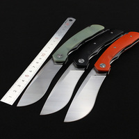 HOT SELLING C239 Folding Knife 9cr14mov Blade G10 Handle Outdoor Camping Hunting Survival Tactical EDC Pocket knife Utility Tool