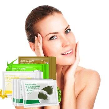 DISAAR Eye mask 4Pair/8PCS collagen 24k gold serum for eyes care Moisturize