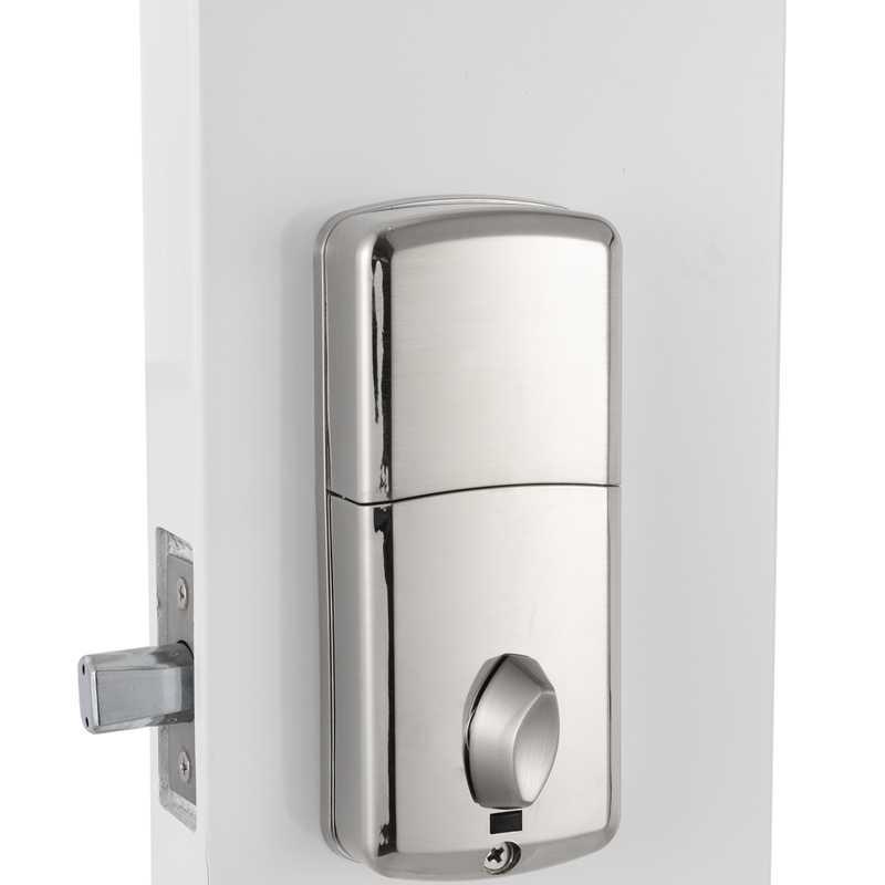 Elettronico Digitale Serratura Della Porta Intelligente Tastiera Locker Lock, Intelligente Codice A Buon Mercato Porta Serratura di Alta Sicurezza di Sicurezza con il Singolo Catenaccio