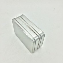 180*130*35mm Rectangle  card storage box gift and jewelry storage tin box