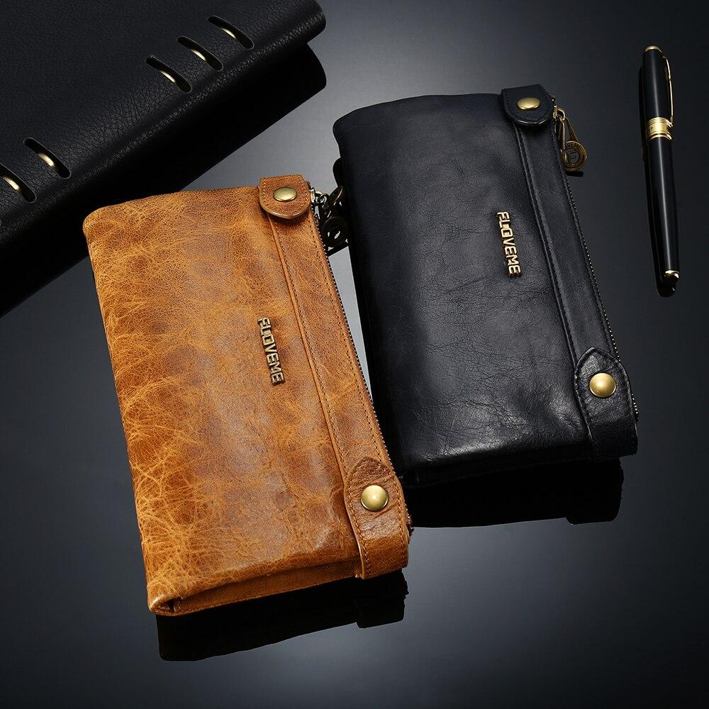 İPhone X 8 üçün FLOVEME Çanta telefon çantası, Samsung Galaxy - Cib telefonu aksesuarları və hissələri - Fotoqrafiya 2