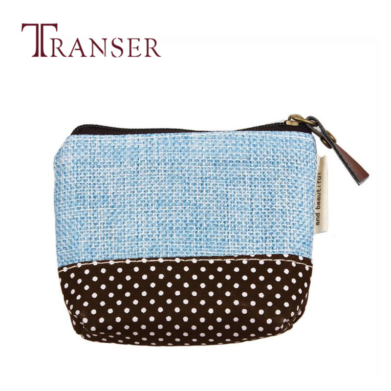 TRANSER Girls Women Cute Coin Purse New Small Canvas Purse Zip Wallet Lady Coin Case Bag Handbag Key Holder High Quality Aug21 women lady small funny purse zip wallet coin case bag thinkthendo 4 color handbag key holder pouch