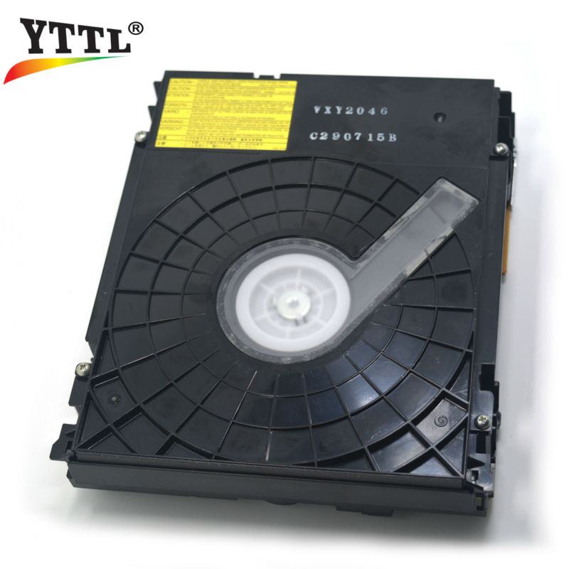 ФОТО VXY2046 Drive Mechanism With SF-BD411P Laser Lens Lasereinheit Replacement For Panasonic 3D Blu-ray Disc Player Optical Pickup