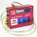 D1 SPEC Super Stabilizer Earthing & Volt Controller Voltage Stabilizer Racing Car Volt Stabilizer with Earthing Wire Kit