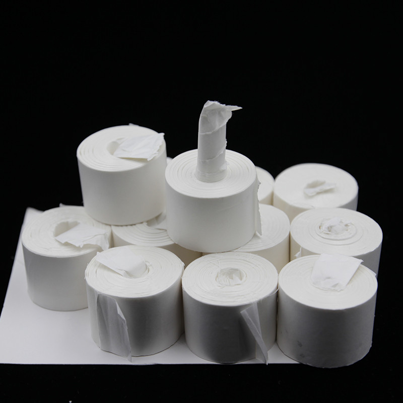 Mouth Coil paper white 12 pcs pack 19 meters Top quality Vomit Paper Magic trick close up street magic Accessories G8215 in Magic Tricks from Toys Hobbies