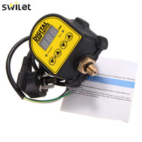 Hot Sale Automatic Digital Air Pump Water Oil Compressor Pressure Controller Switch Water Pump ON OFF