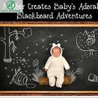 60x200cm tableau craie tableau noir autocollants amovible vinyle dessiner décor Mural Stickers Art tableau Mural autocollant pour les chambres d'enfants